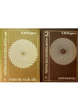 Fizyka dla dociekliwych 2 tomy