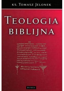 Teologia Biblijna
