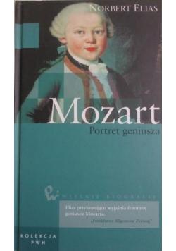 Mozart portret geniusza