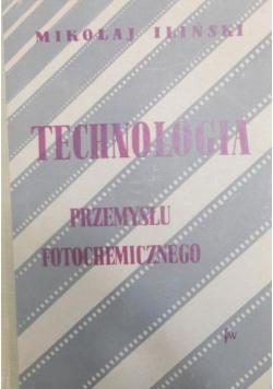 Technologia przemysłu fotochemicznego
