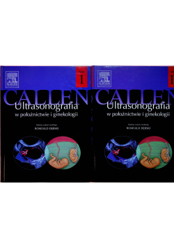Ultrasonografia w położnictwie i ginekologii 2 tomy