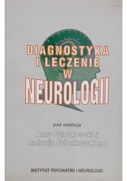 Diagnostyka i leczenie w Neurologii