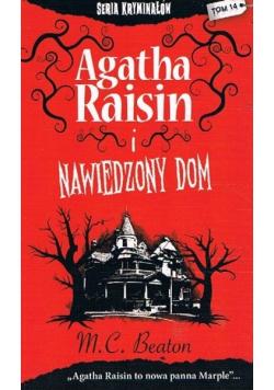 Agatha Raisin i nawiedzony dom