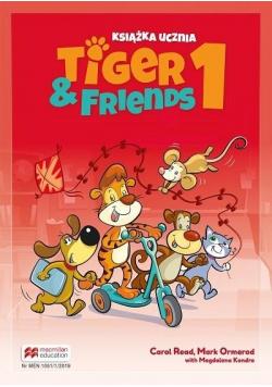 Tiger & Friends 1 SB MACMILLAN