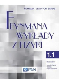Feynmana wykłady z fizyki T. 1, cz. 1