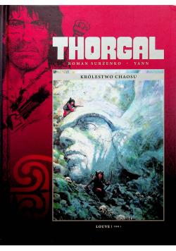 Thorgal Królestwo chaosu