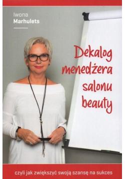 Dekalog menedżera salonu beauty