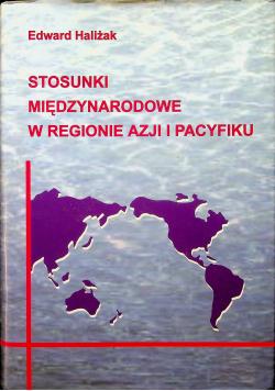 Stosunki międzynarodowe w regionie Azji i Pacyfiku