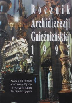 Rocznik Archidiecezji Gnieźnieńskiej 1997