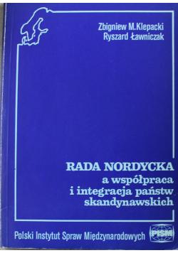 Rada Nordycka a współpraca i integracja państw