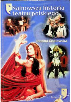 Najnowsza historia teatru polskiego
