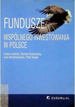 Fundusze wspólnego inwestowania w Polsce