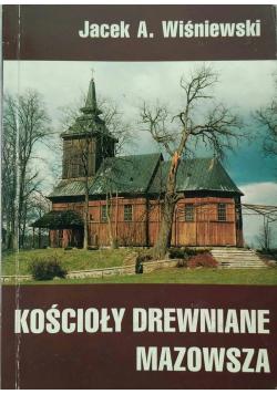 Kościoły drewniane Mazowsza