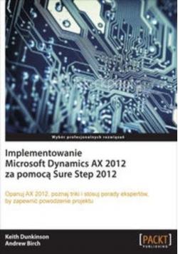 Implementowanie Microsoft Dynamics AX 2012