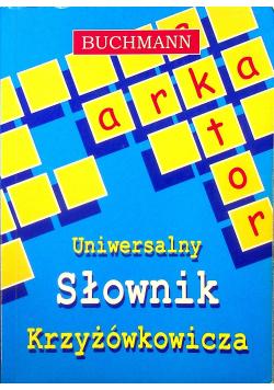 Uniwersalny słownik krzyżówkowicza