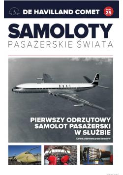 Samoloty pasażerskie świata T.25 De Havillant...