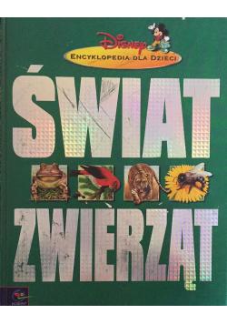 Encyklopedia dla dzieci Świat zwierząt