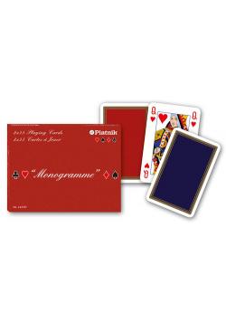 Karty international Monogramm de Luxe