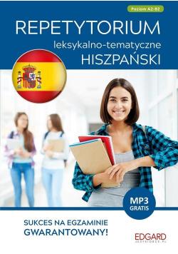 Hiszpański Repetytorium leksykalno-tematyczne A2-B2