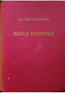 Słowacki Dzieła wszystkie tom XVI
