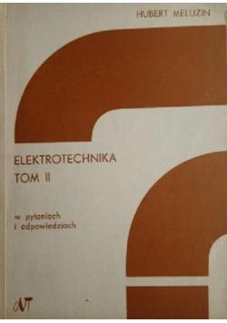 Elektrotechnika Tom II