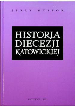 Historia diecezji katowickiej