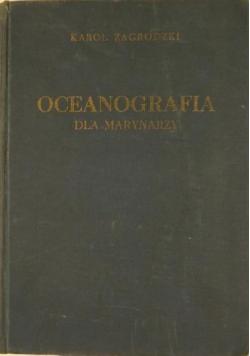 Oceanografia dla marynarzy