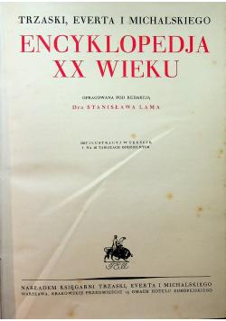 Encyklopedja XX wieku 1938 r