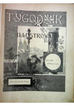 Tygodnik ilustrowany od nr 1 do 26 1908 r