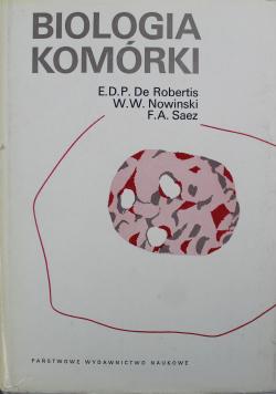 Biologia komórki