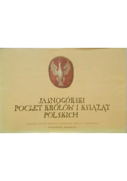 Jasnogórski poczet królów i książąt polskich