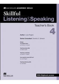 Skillful 4 Listening & Speaking TB + Digibook