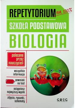 Repetytorium na 100 % Szkoła Podstawowa Biologia
