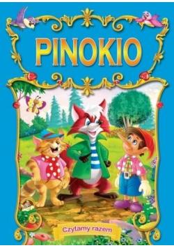 Czytamy razem. Pinokio