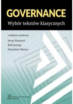 Governance Wybór tekstów klasycznych