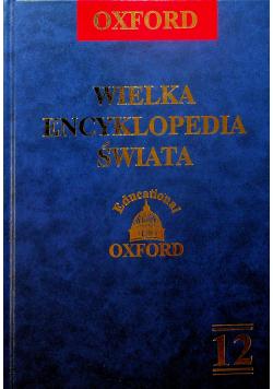 Wielka Encyklopedia Świata Tom 12