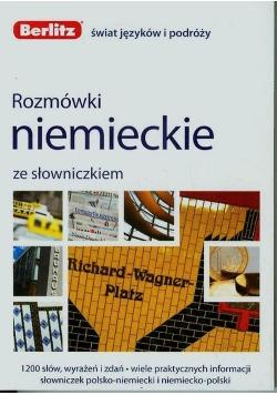 Rozmówki niemieckie ze słowniczkiem