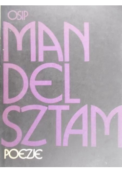 Osip Mandelsztam Poezje