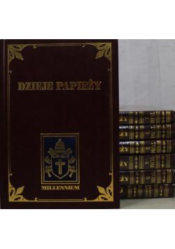 Dzieje papieży 7 książek