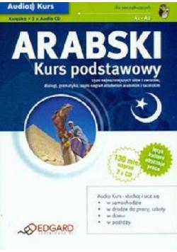 Arabski Kurs podstawowy + 2CD EDGARD