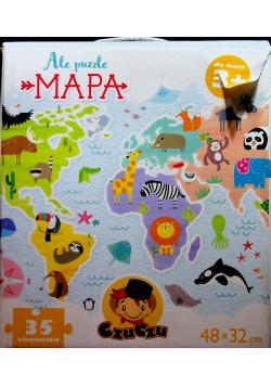 Ale puzzle Mapa