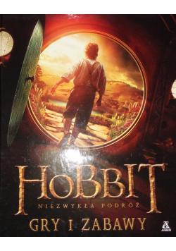 Hobbit Niezwykła podróż Gry i zabawy