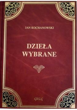 Kochanowski Dzieła Wybrane