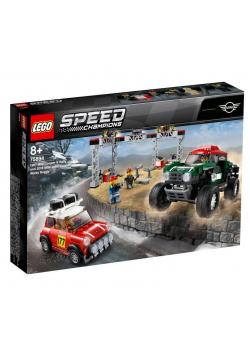Lego SPEED CHAMPIONS 75894 Mini Cooper S