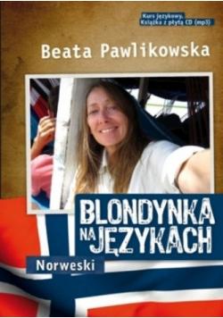 Blondynka na językach Norweski