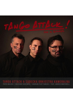 Tango Attack! Live in Cieszyn CD