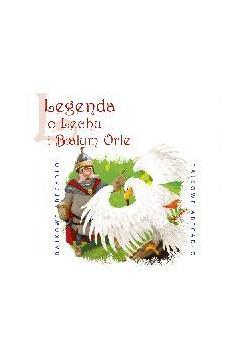Bajkowe Abecadło - O Lechu i Białym Orle