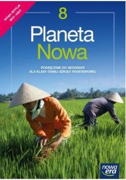 Geografia SP 8 Planeta Nowa Podr. 2021 NE
