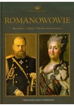Dynastie Europy Romanowowie