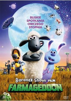 Baranek Shaun. Farmageddon DVD